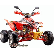lot de 2 Quad 250cc Shineray Racing STIXE Rouge - Bleu