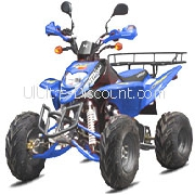 Quad Shineray 250 cc Homologué 2 places Bleu