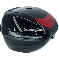 Top Case scooter Baotian BT49QT-7 ( Noir )