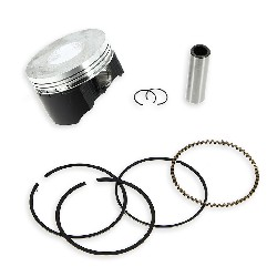Kit piston dirt bike 250 cc avec revètement molybdéne (type 2)