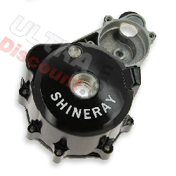 Carter d'alternateur pour quad Shineray 250cc (Noir, XY250STXE)