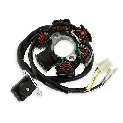 Stator scooter GY6 50 110 125 150cc