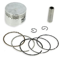 Kit Piston pour dirt bike 107-110cc 4 temps (type 1)