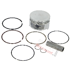 Kit Piston pour Quads Shineray 250ST-9C (Moteur 172MM)